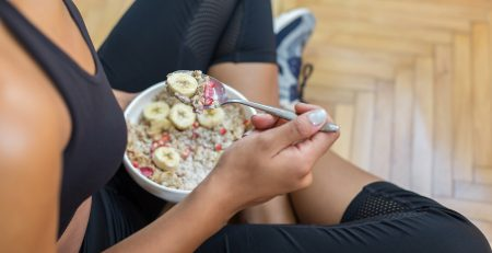 Food to boost your work out